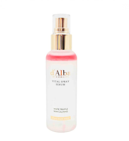 d'Alba White Truffle Vital Spray Serum Skin Calming Womens Cosmetics
