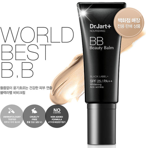 Dr.Jart Nourishing BB Cream SPF25 PA ++ WhiteningAnti-wrinkle 40ml