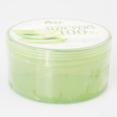 ekel Soothing & Moisture Aloe Vera Gel 300g Korean Skincare Women Face
