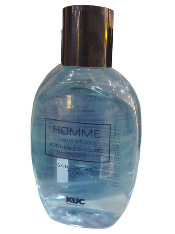 KUC Homme Gentle Fresh Skin Control Toner For Men Moisture Pore Care