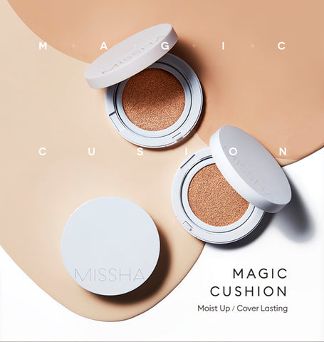 MISSHA M Magic Cushions Korean Beauty Womens Cosmetics