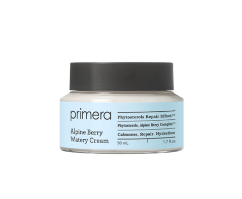 primera Alpine Berry Watery Cream 50ml Skincare Womens Cosmetics Face