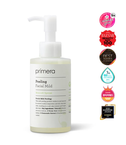 primera Peeling Facial Mild 150ml Skincare Beauty Womens Cosmetics