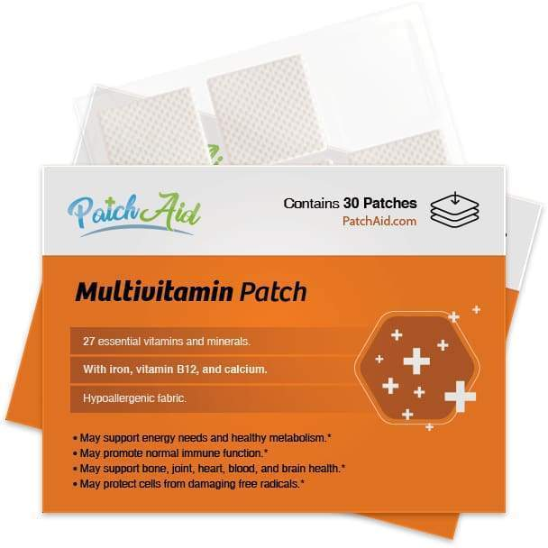 PatchMD Vitamin Patches