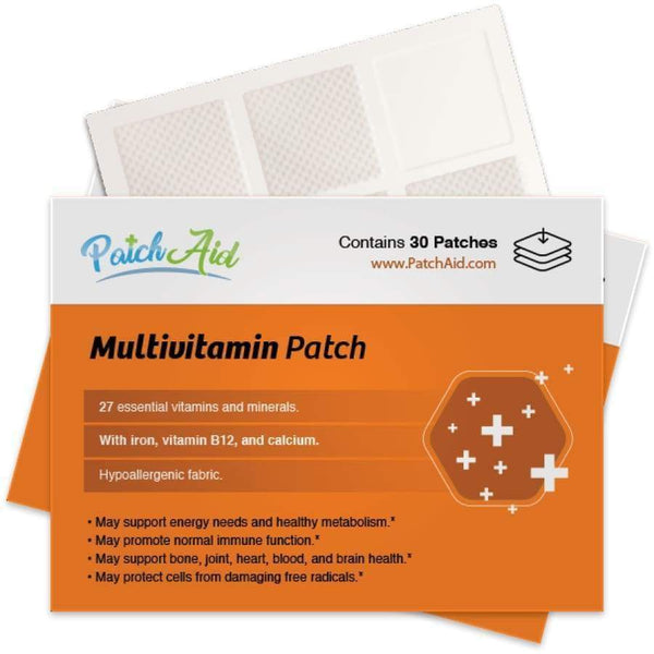 Patch Aid Multivitamin Patch