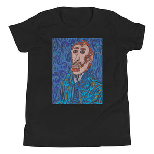 Van Gogh by Malachi – Youth Short Sleeve T-Shirt