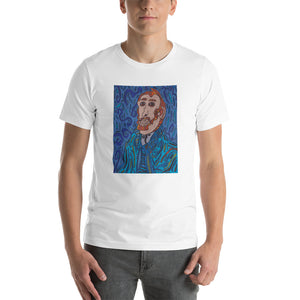 Van Gogh by Malachi – Short-Sleeve Unisex T-Shirt
