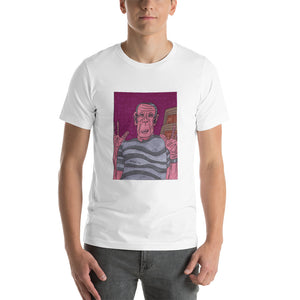 Picasso by Malachi – Short-Sleeve Unisex T-Shirt
