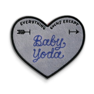 CUSTOMIZABLE TUESDAY BASSEN HEART PATCHES