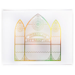 """IMMACULATE CONTRACEPTION"" HOLOFOIL WHITE"