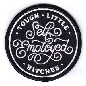 """SELF-EMPLOYED"" PATCH"