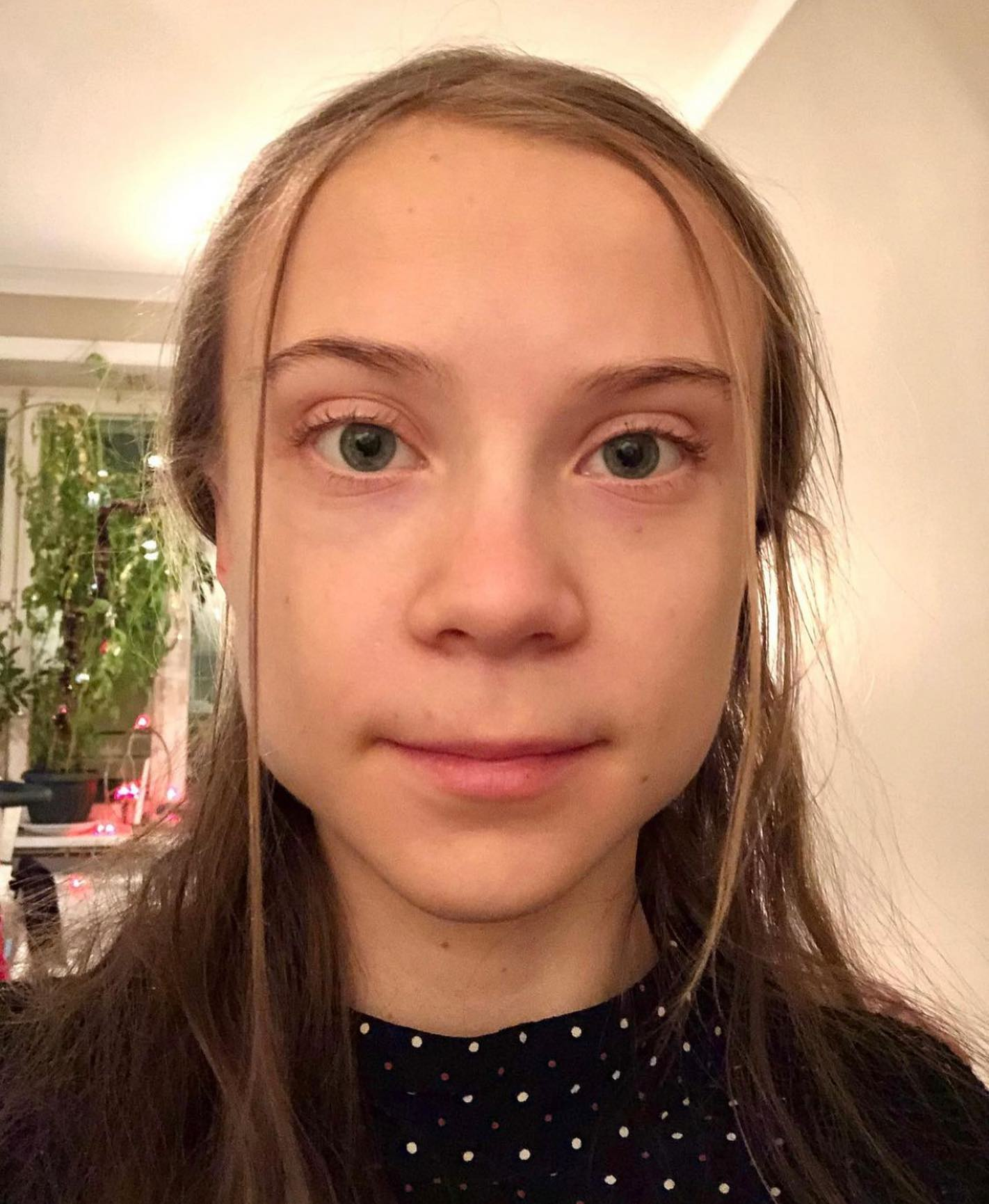 Greta Thunberg discussing being Autistic on Autism Awareness Day, posted by Outshine Labels Blog