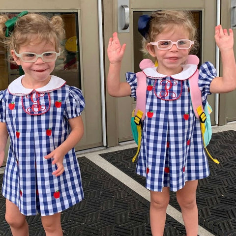 Piper & Gretel Andersen — Twin Girls with Williams Syndrome