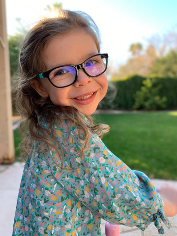 Ava - 4.5 years old - Williams Syndrome