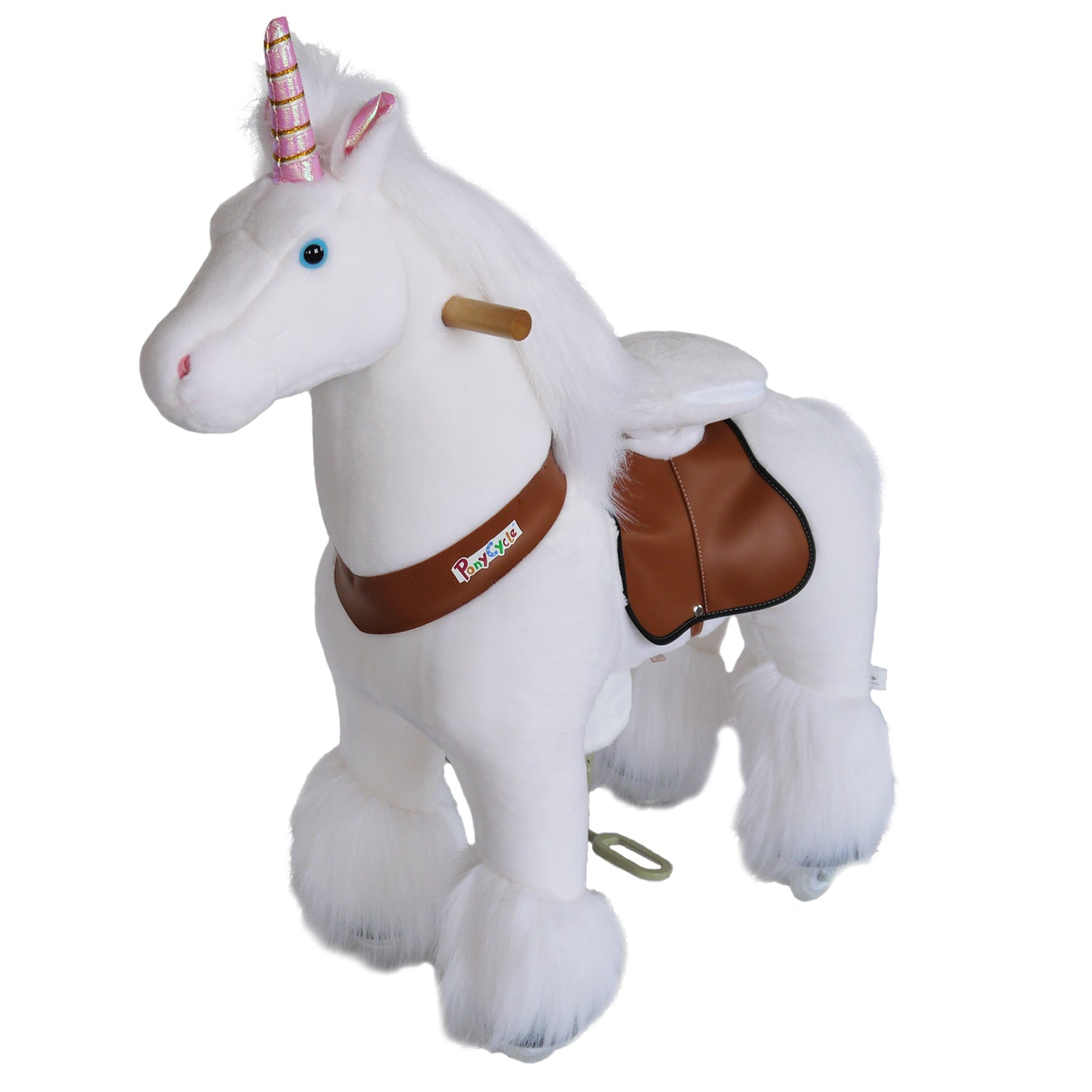 PonyCycle Unicorn — White