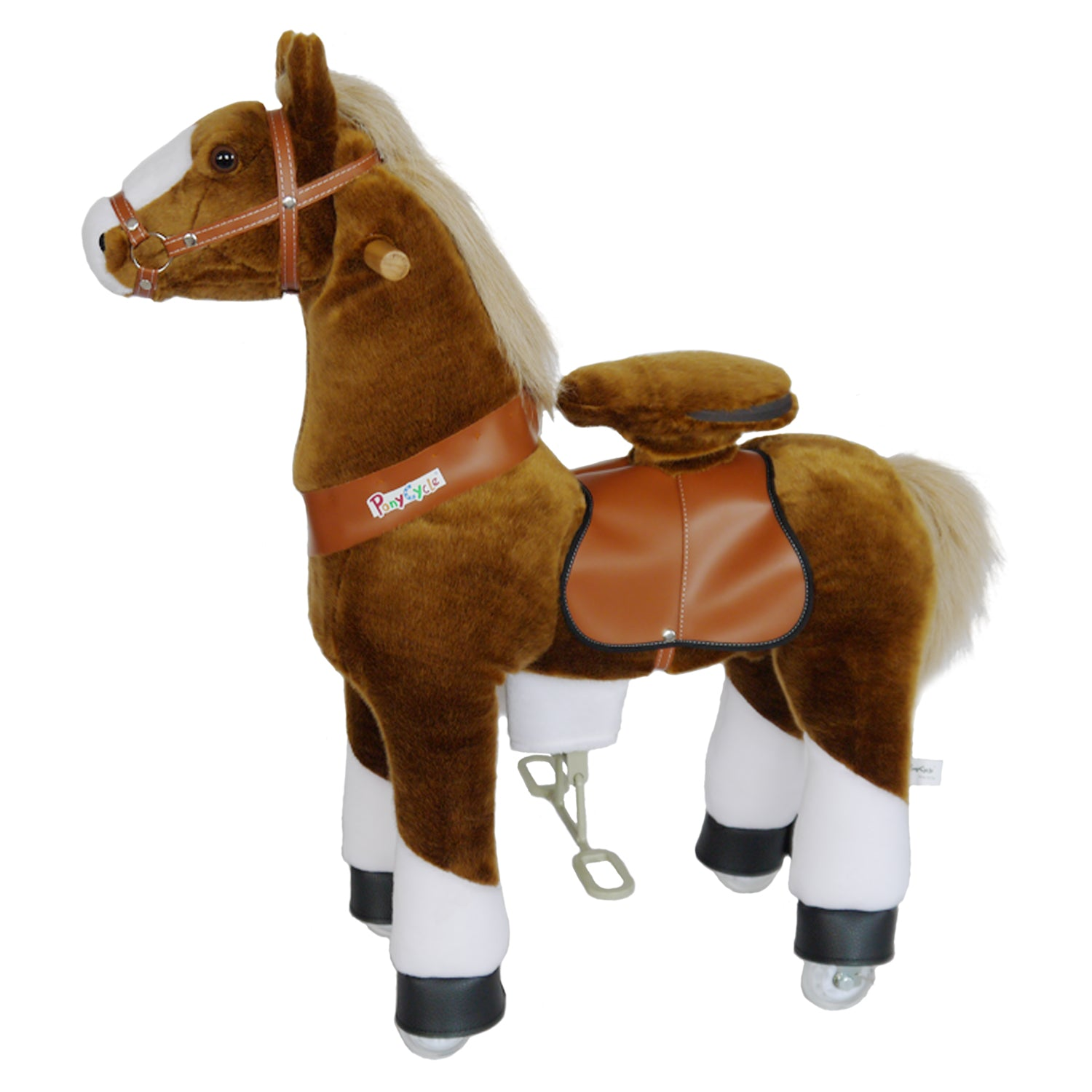 PonyCycle Pony — Saddle Brown