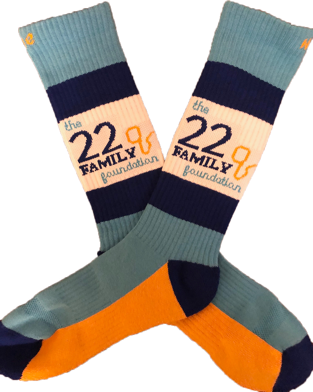 22q Family Foundation – Adult Unisex Socks