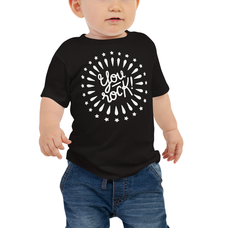 You Rock! Baby T-Shirt