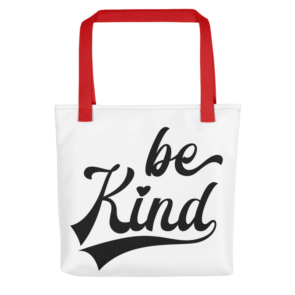 Be Kind — Tote Bag