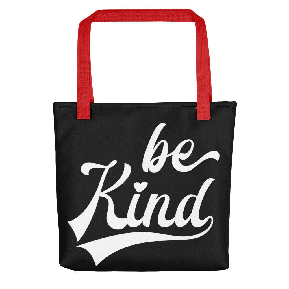 Be Kind — Tote (Black)