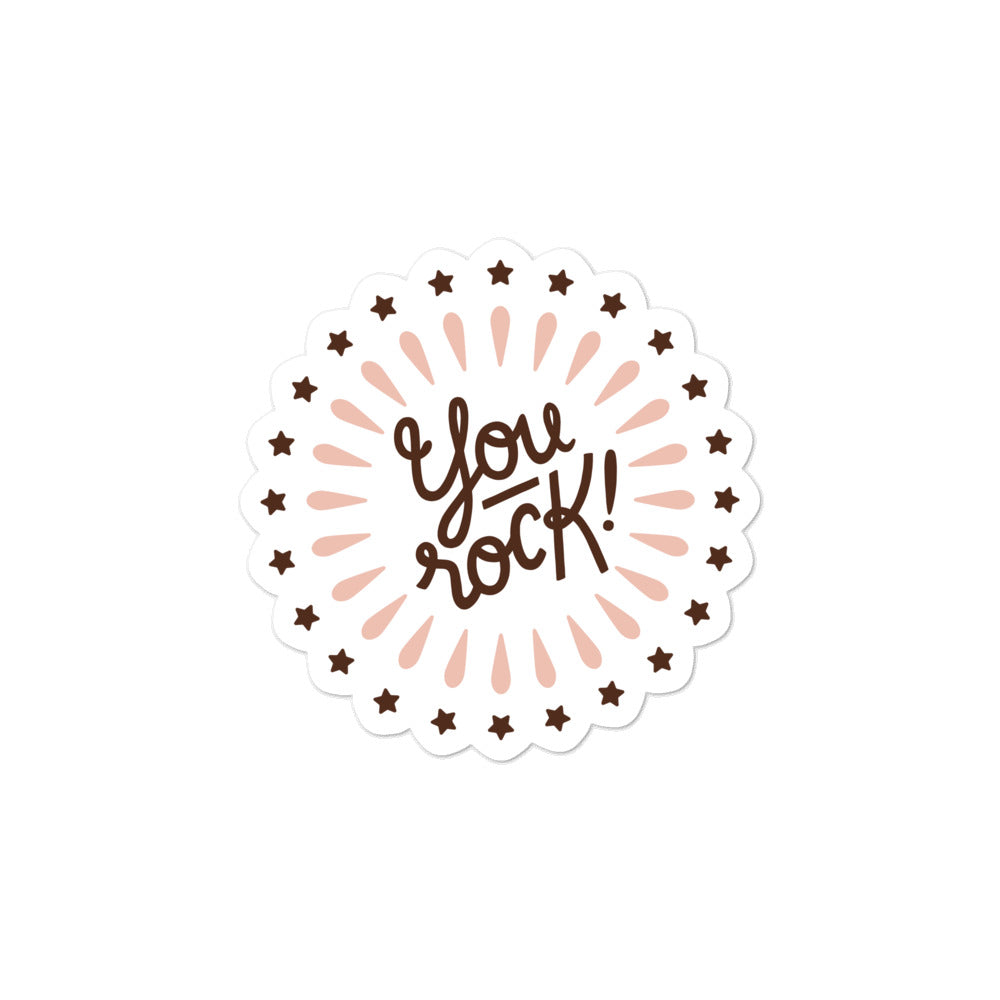 You Rock! — Stickers (B/P)