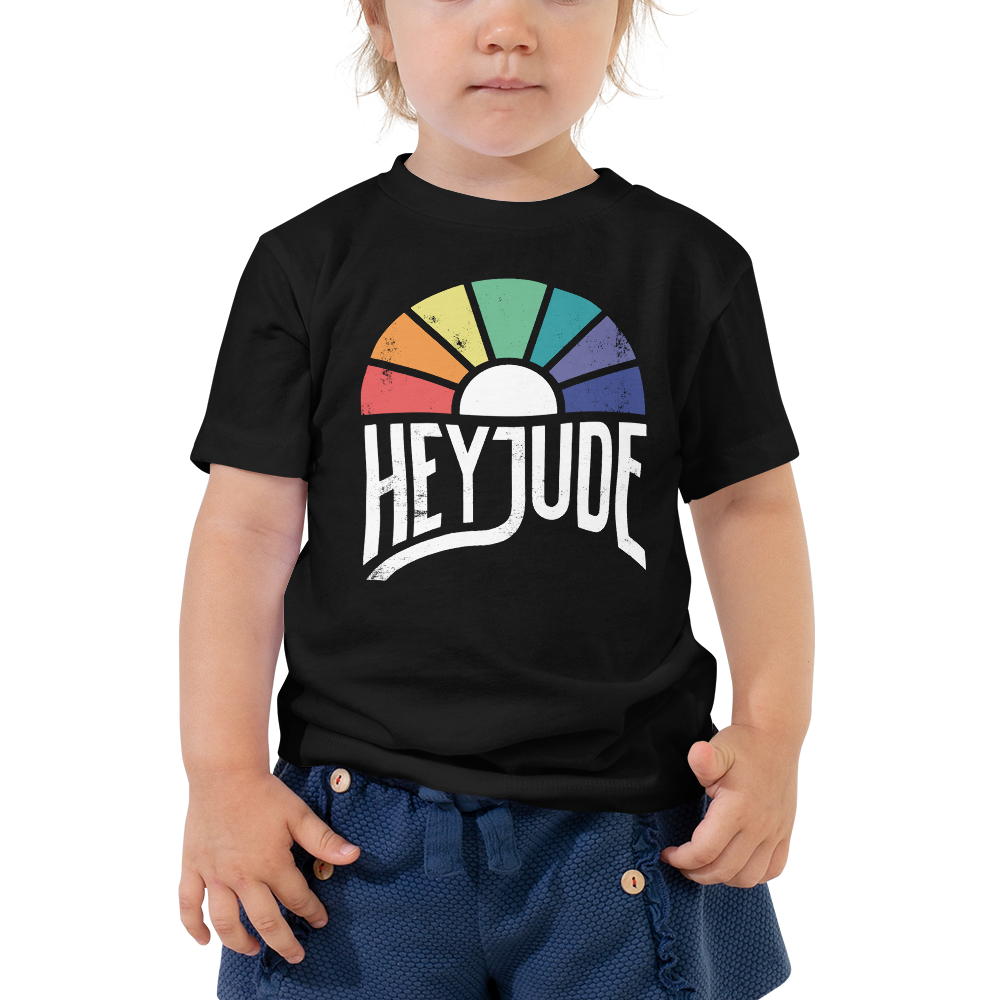 Hey Jude — Toddler Tee