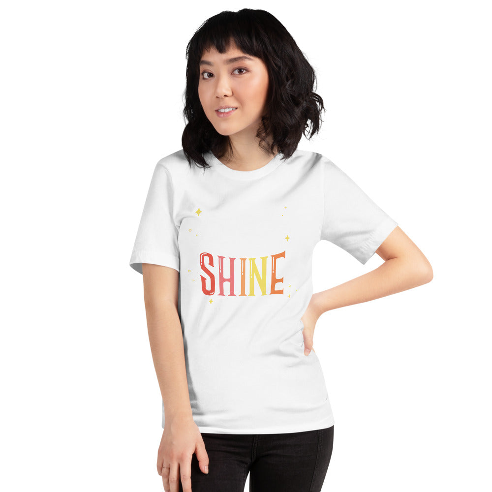 Born to Shine — Adult Unisex Tee