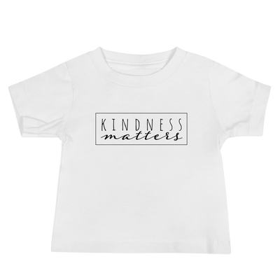 Kindness Matters — Baby Tee