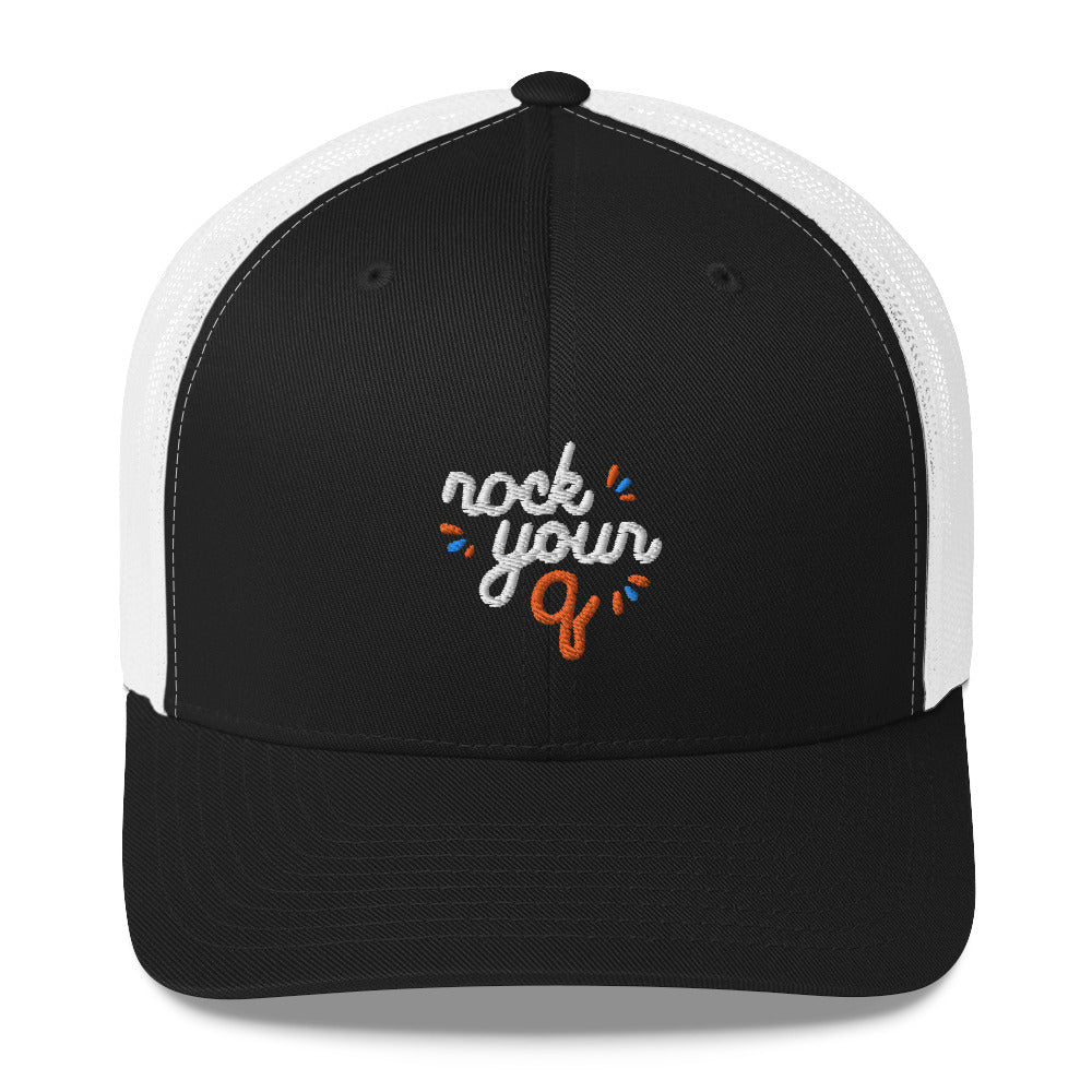 Rock Your Q - Trucker Hat