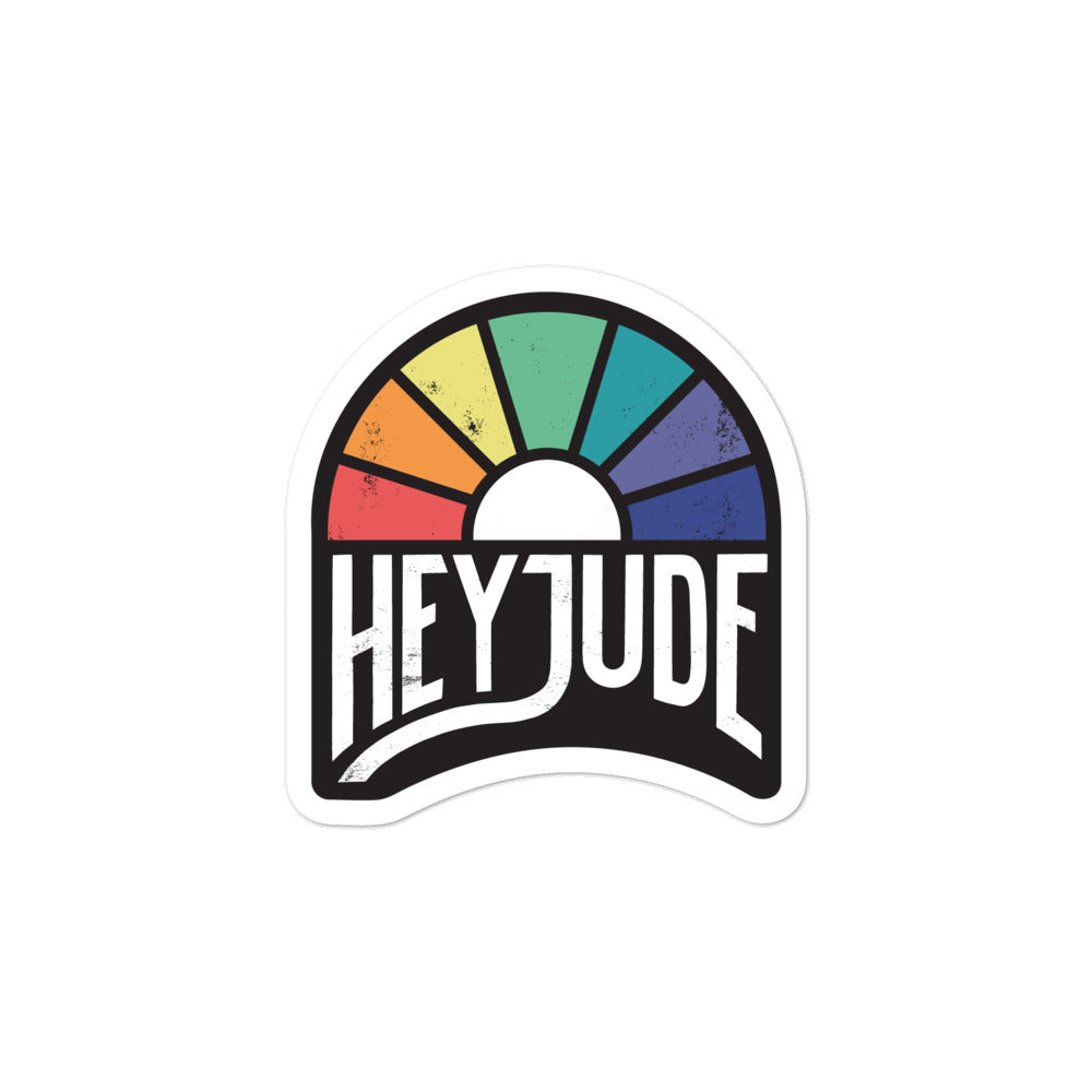 Hey Jude — Sticker