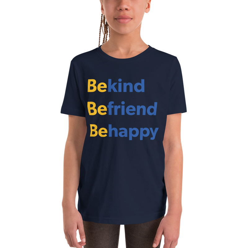 Be Happy — Youth Tee