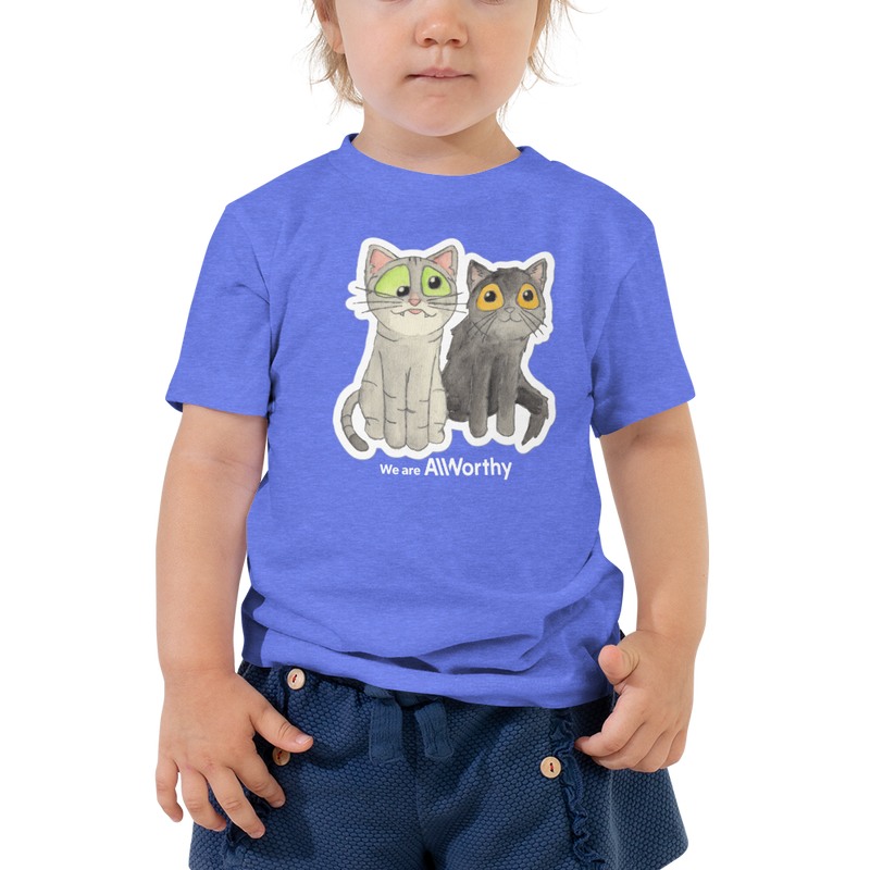 Maya and Dragon — Toddler Tee