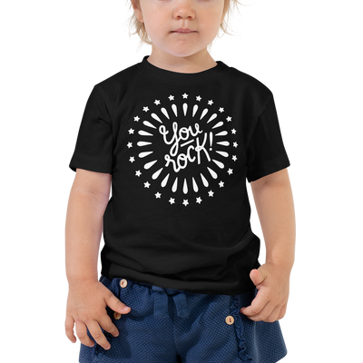 You Rock! Toddler T-Shirt