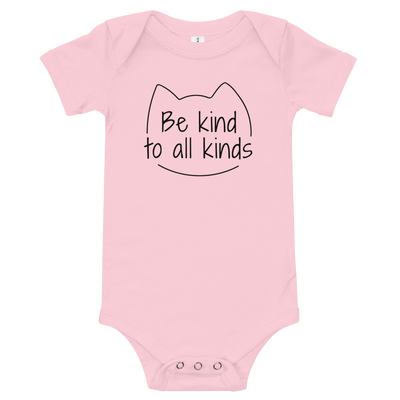 Be Kind To All Kinds — Onesie