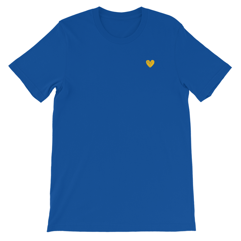 AllWorthy of Love — Adult Unisex Tee