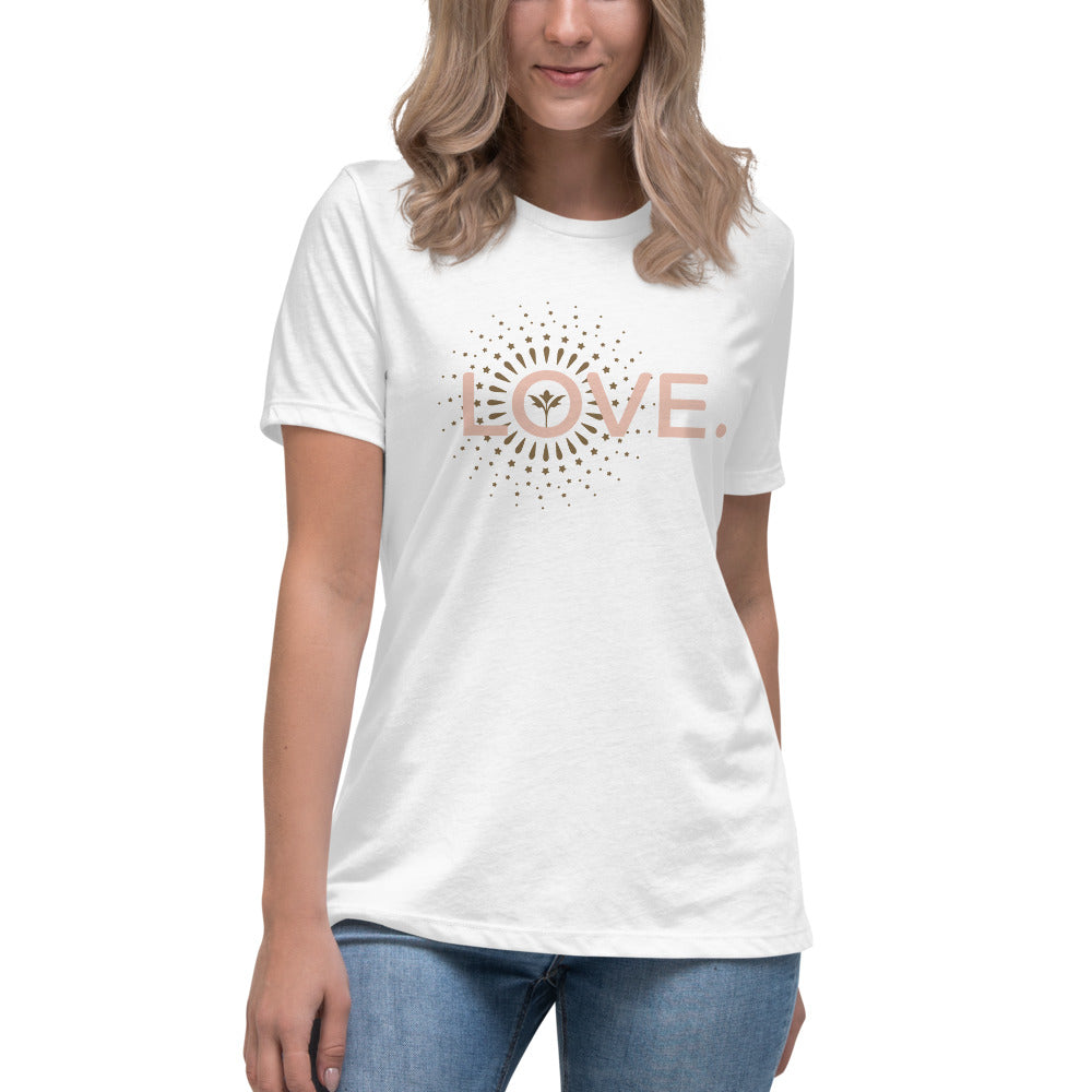 Love — Women's Relaxed Tee