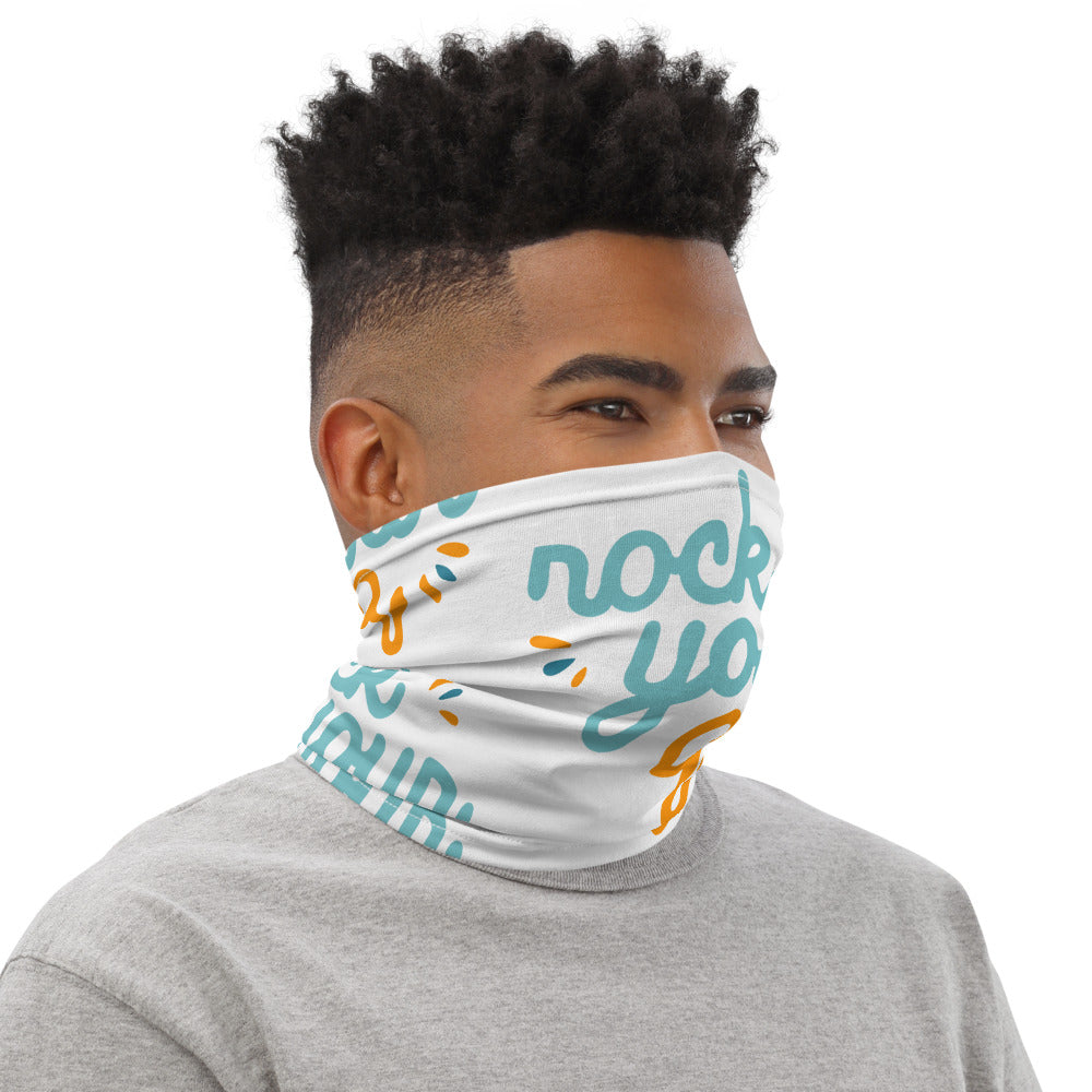 Rock Your Q – Neck Gaiter