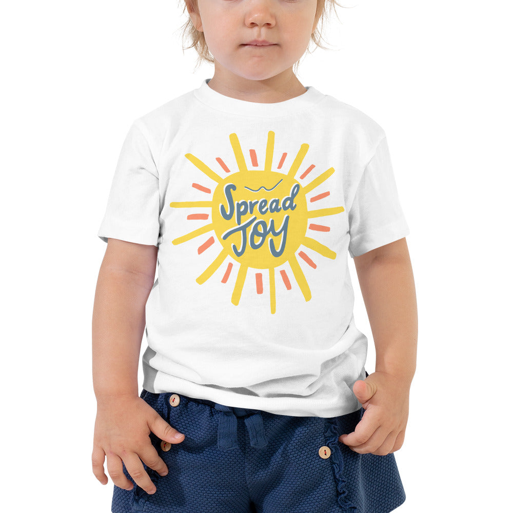 Spread Joy — Toddler Tee