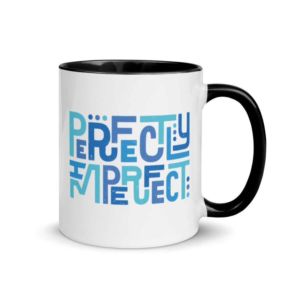 Perfectly Imperfect — 11oz Mug
