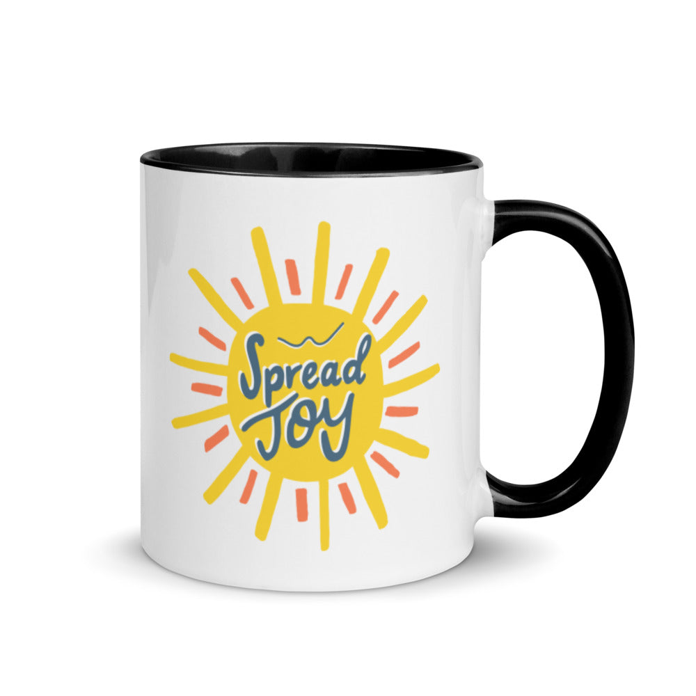 Spread Joy — 11oz Mug