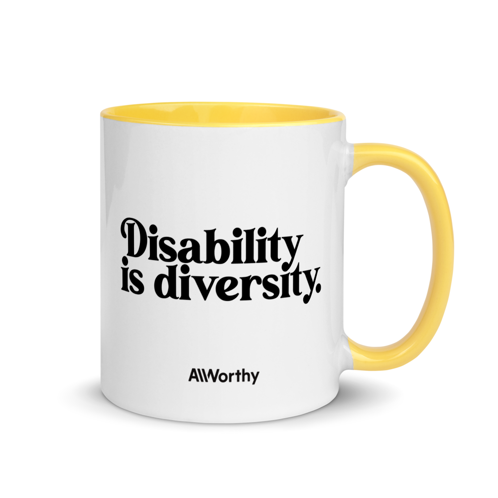 Disability is Diversity — 11oz Mug