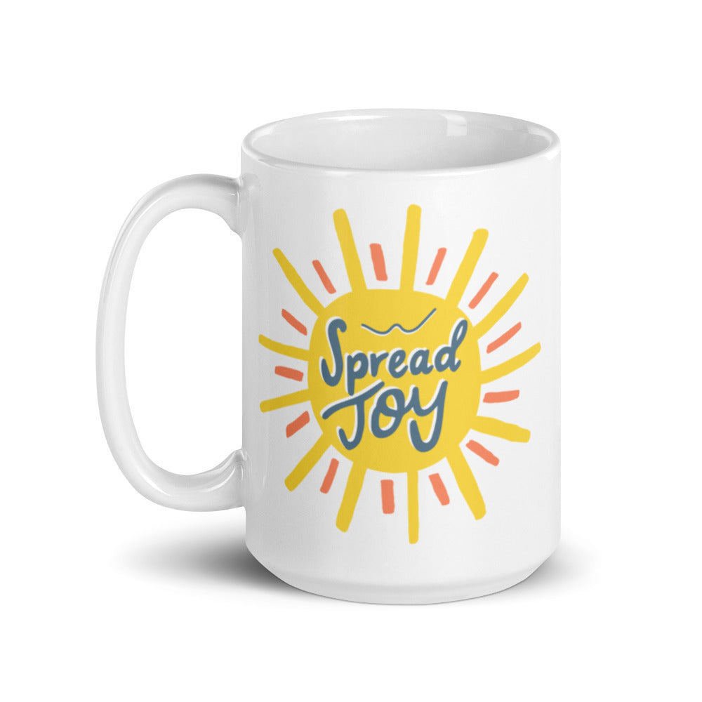Spread Joy —  15oz Mug