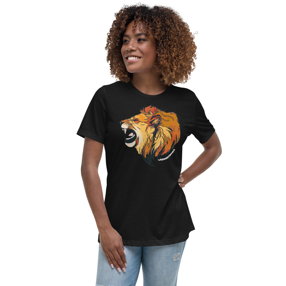 Judah The Lion — Women's Relaxed Tee