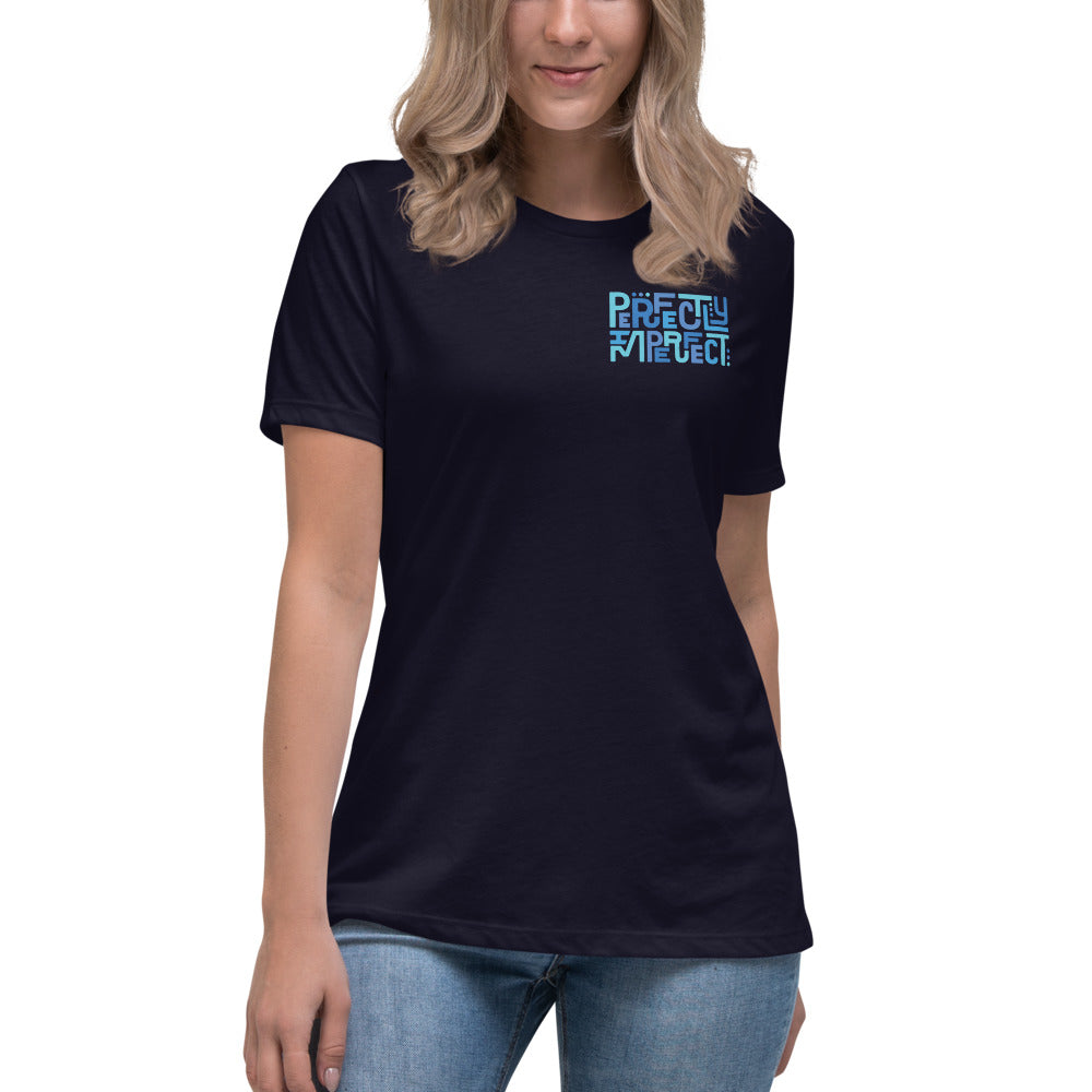 Perfectly Imperfect — Women's Relaxed Pocket Tee