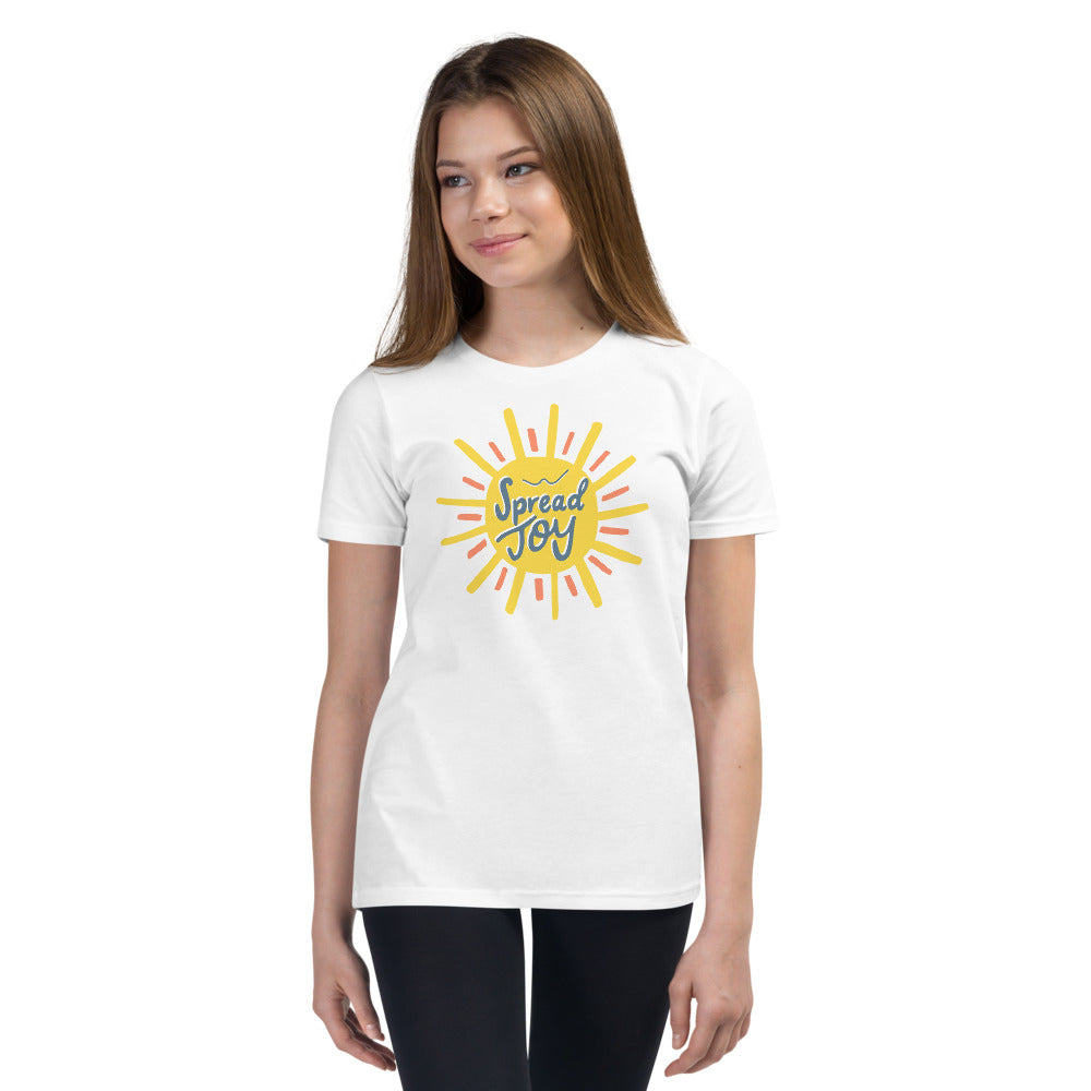 Spread Joy — Youth Tee