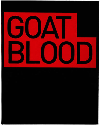 GOAT BLOOD, 2012