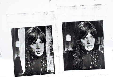 DOUBLE MICK JAGGER, 2011