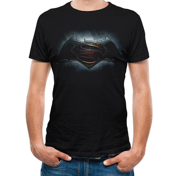 BATMAN V SUPERMAN | LOGO | UNISEX T-SHIRT