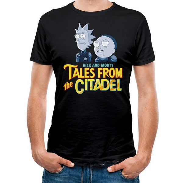 RICK AND MORTY | TALES OF THE CITADEL | UNISEX T-SHIRT