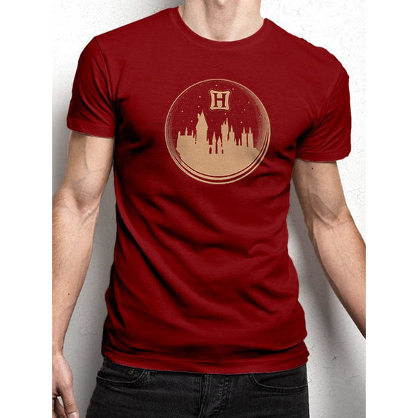 HARRY POTTER | SNOWGLOBE | UNISEX T-SHIRT